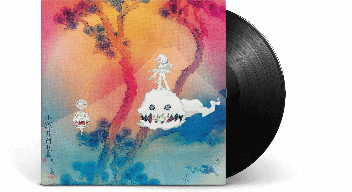 Vinyl - Kid Cudi : Kids See Ghosts - The Record Hub