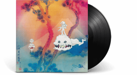 Vinyl - Kid Cudi<br> Kids See Ghosts - The Record Hub