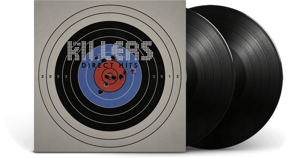 Vinyl - The Killers : Direct Hits - The Record Hub