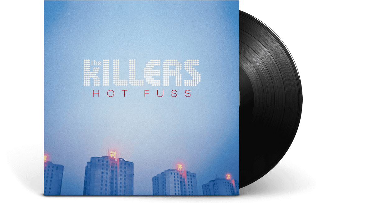 Vinyl - The Killers : Hot Fuss - The Record Hub