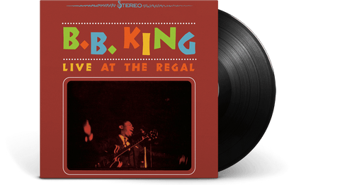 B.B. King <br> Live at the Regal