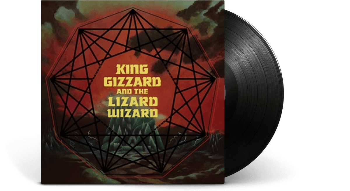 Vinyl - King Gizzard & the Lizard Wizard <br> Nonagon Infinity - The Record Hub