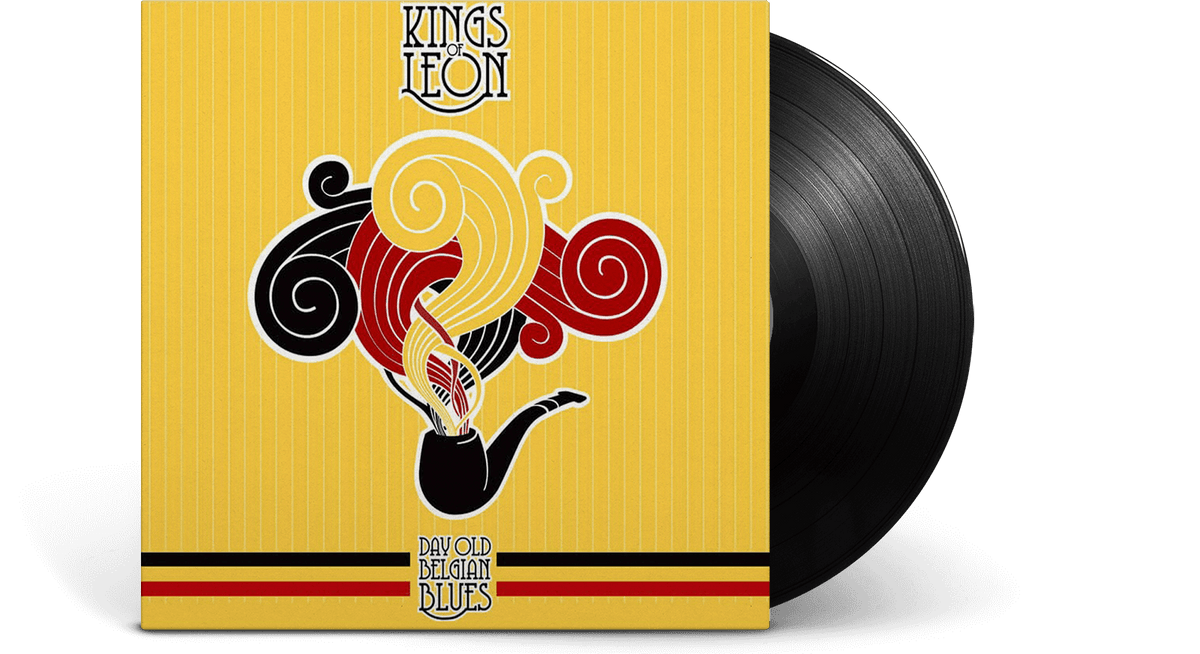 Vinyl - Kings of Leon : Day Old Belgian Blues - The Record Hub