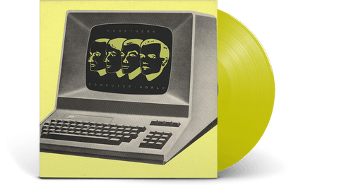 Vinyl - Kraftwerk : Computer World (Translucent yellow vinyl) - The Record Hub