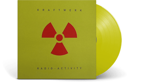 Vinyl - Kraftwerk : Radio-Activity (Translucent yellow vinyl ) - The Record Hub