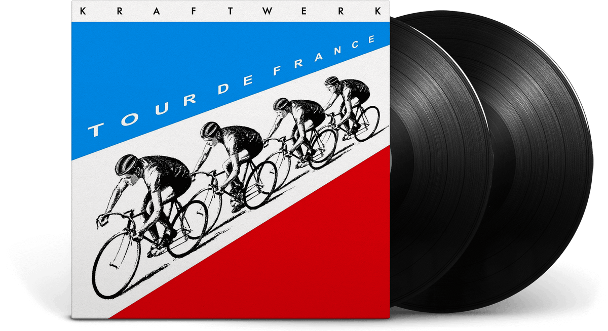 Vinyl - Kraftwerk : Tour De France - The Record Hub