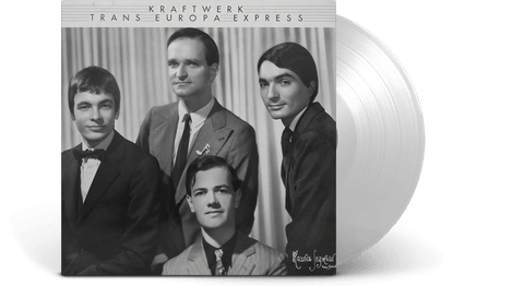 Vinyl - Kraftwerk : Trans-Europa Express (German Version) (Clear Vinyl) - The Record Hub
