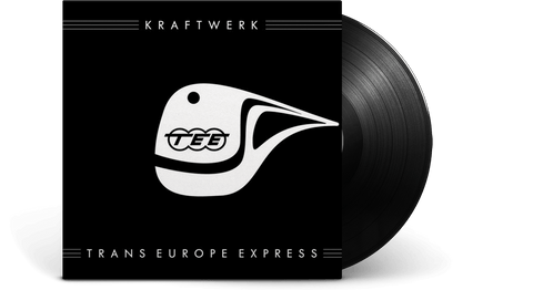 Vinyl - Kraftwerk <br> Trans-europe Express - The Record Hub
