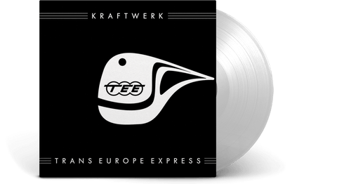 Vinyl - Kraftwerk : Trans Europe Express (Clear Vinyl) - The Record Hub
