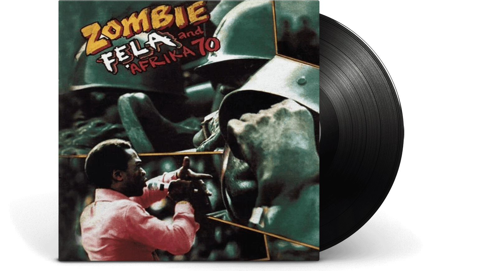 Vinyl | Zombie | Fela Kuti - The Record Hub