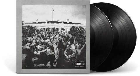 Vinyl - Kendrick Lamar : to Pimp a Butterfly - The Record Hub