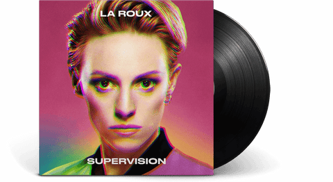 Vinyl - La Roux<br>Supervision - The Record Hub