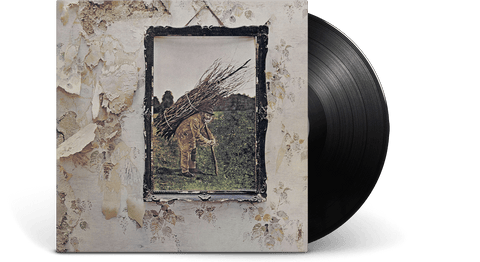 Vinyl - Led Zeppelin : IV - The Record Hub