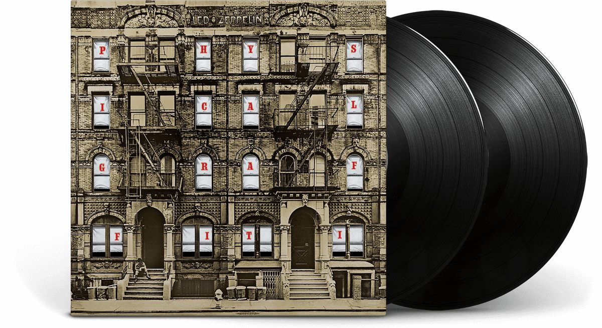 Vinyl - Led Zeppelin : Physical Graffiti - The Record Hub