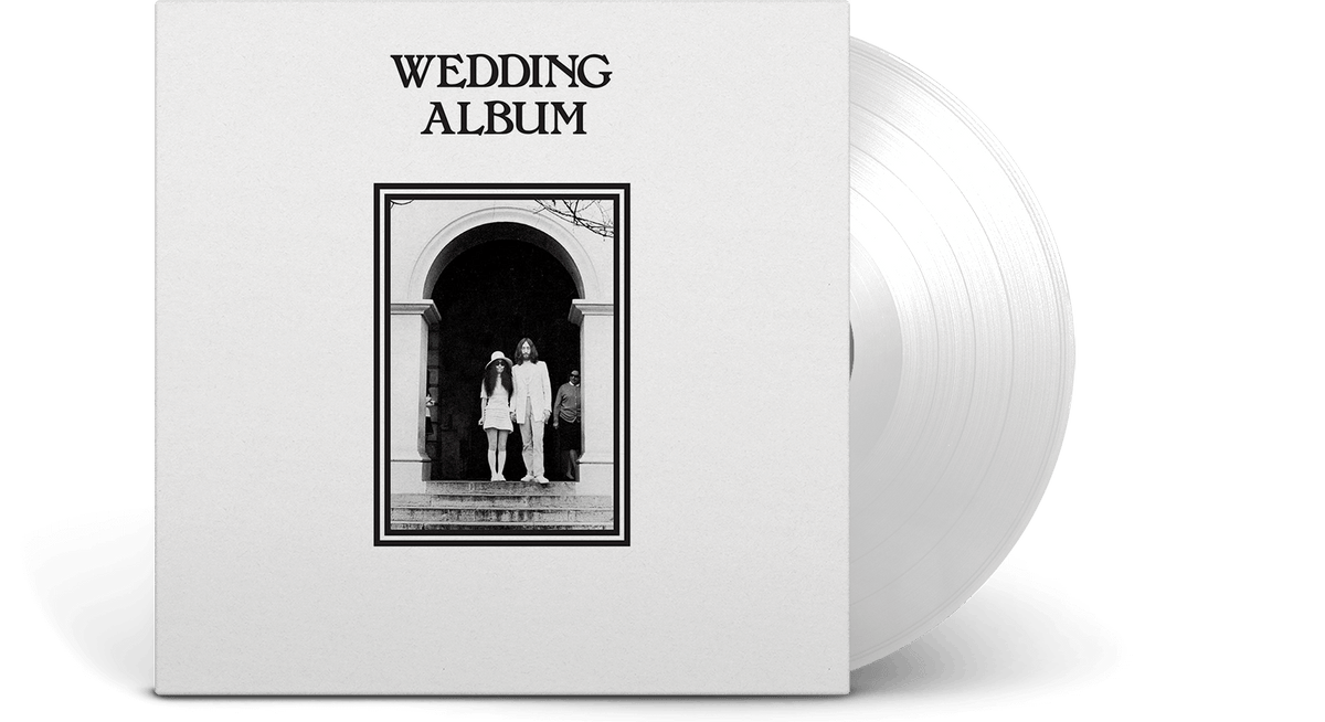 Vinyl - John Lennon / Yoko Ono : The Wedding Album - The Record Hub