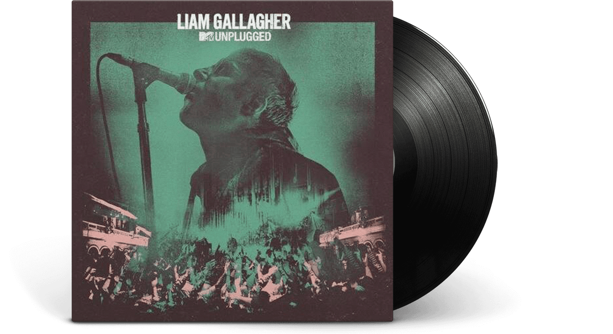 Vinyl - [Pre-Order: 12/06] Liam Gallagher<br> MTV Unplugged - The Record Hub