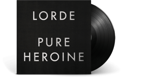 Vinyl - Lorde<br>Pure Heroine - The Record Hub