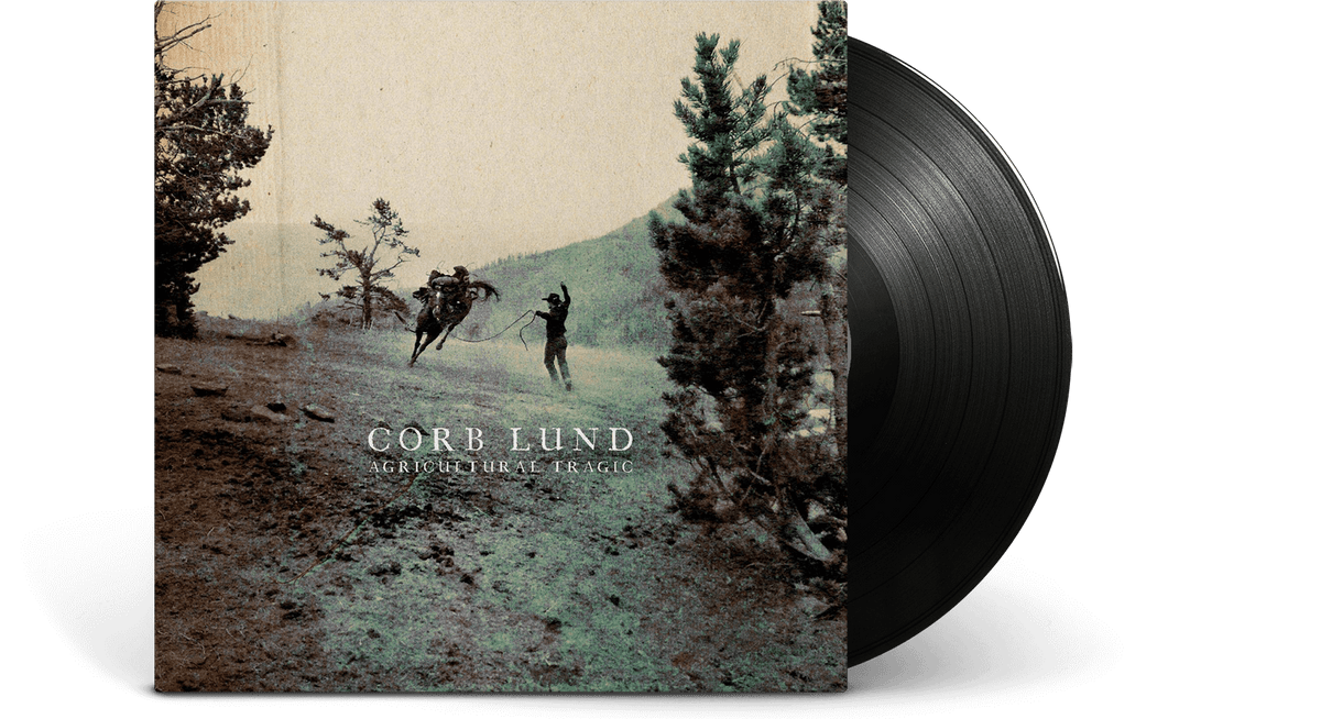 Vinyl - Corb Lund : Agricultural Tragic - The Record Hub