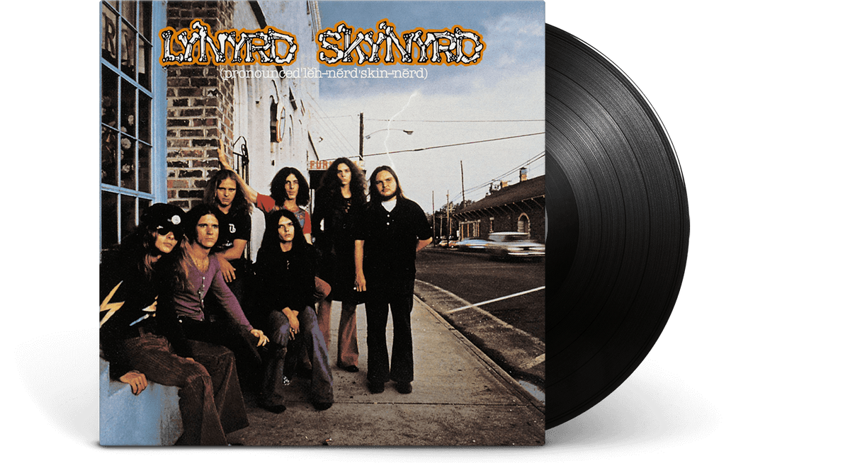 Vinyl - Lynyrd Skynyrd : (Pronounced 'L¿h-'nérd 'Skin-'nérd) - The Record Hub