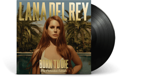 Vinyl - Lana Del Rey<br> Born To Die - The Paradise Edition - The Record Hub