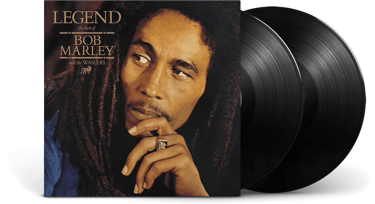 Vinyl - Bob Marley & The Wailers : Legend - The Record Hub