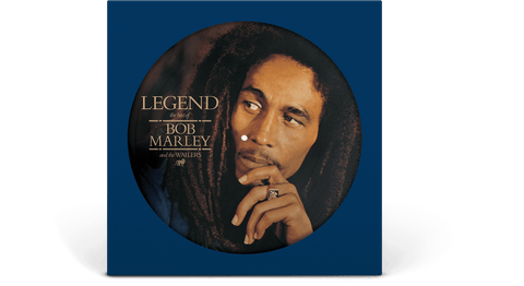 Vinyl - Bob Marley : Legend [PICTURE DISC] - The Record Hub