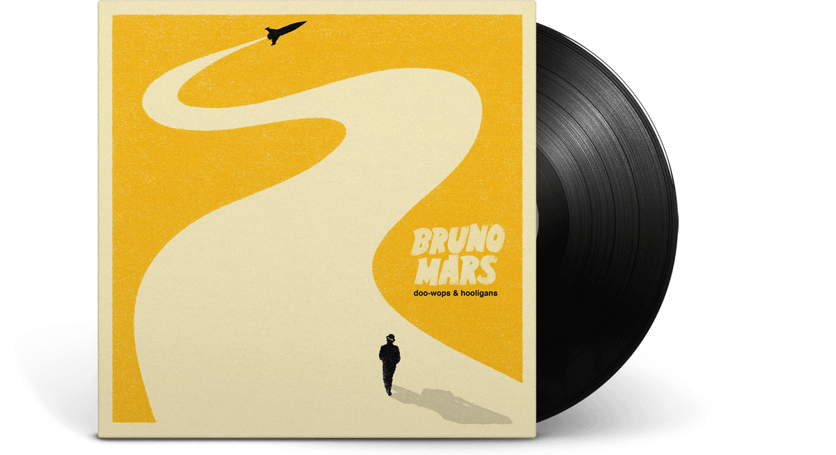 Vinyl - Bruno Mars : Doo-Wops & Hooligans - The Record Hub