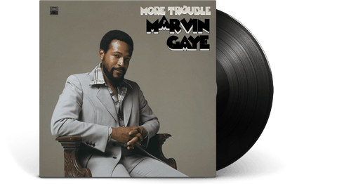 Vinyl - Marvin Gaye<br> More Trouble - The Record Hub