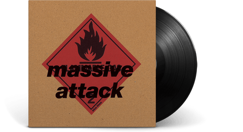 Vinyl - Massive Attack<br> Blue Lines - The Record Hub
