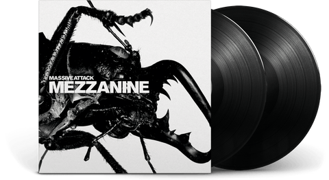 Vinyl - Massive Attack <br> Mezzanine - The Record Hub