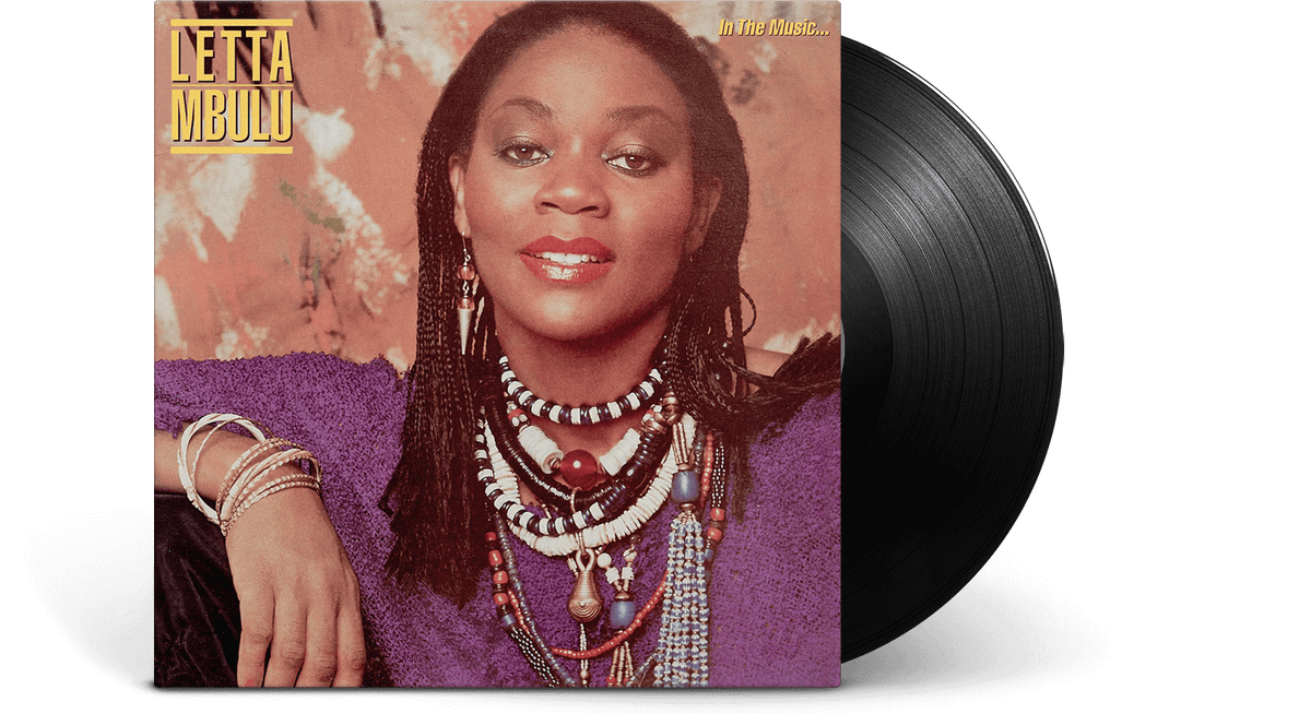 Vinyl - Letta Mbulu : In The Music… The Village - The Record Hub