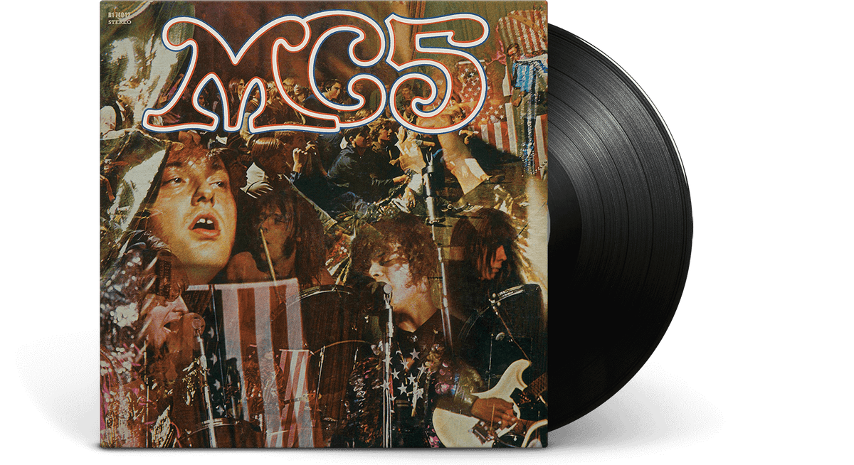 Vinyl - MC5 : Kick Out The Jams - The Record Hub