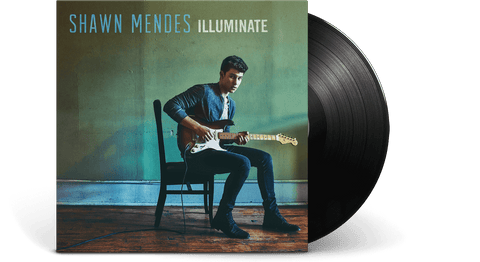 Vinyl - Shawn Mendes <br> Illuminate - The Record Hub