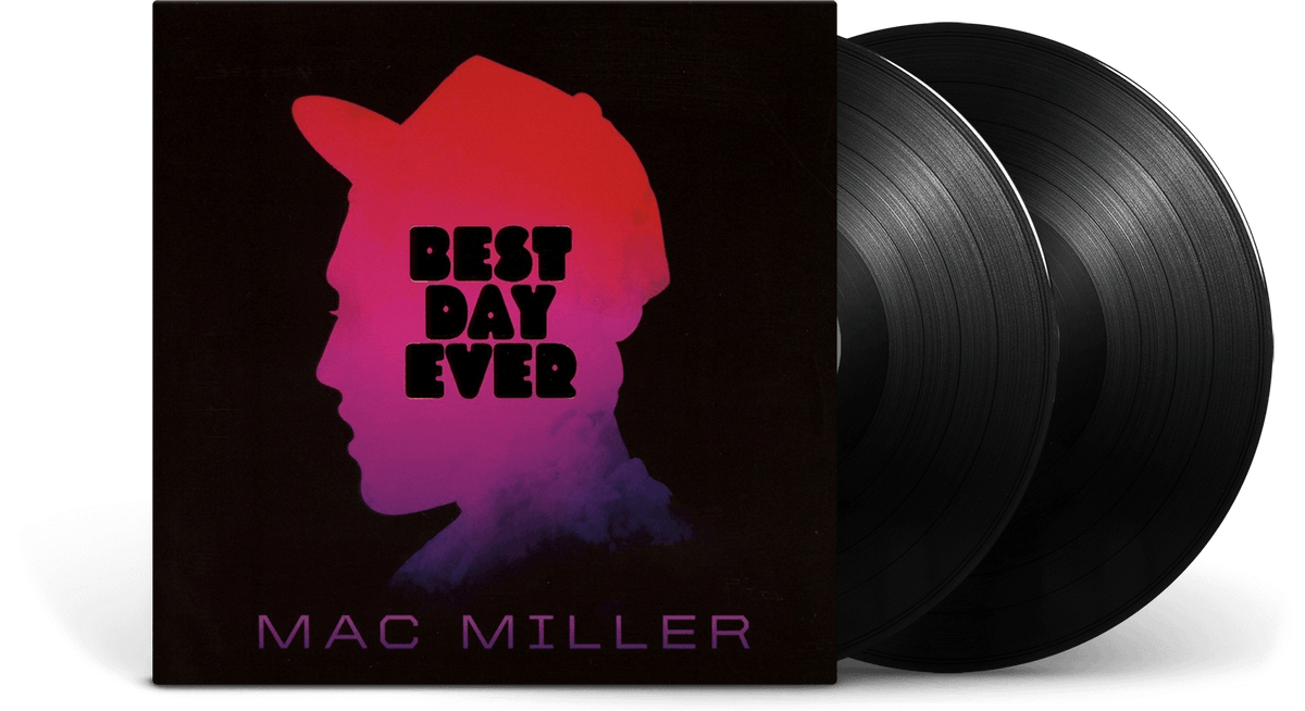 Vinyl - Mac Miller : Best Day Ever - The Record Hub