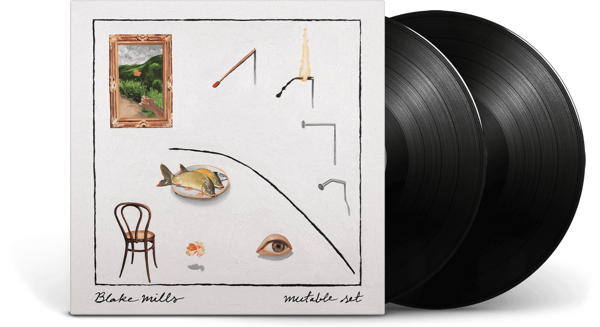 Vinyl - Blake Mills : Mutable Set - The Record Hub