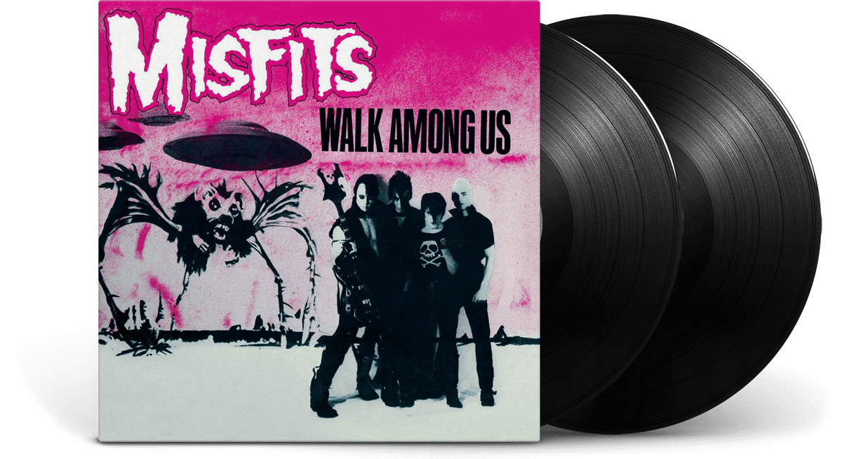 Vinyl - Misfits : Walk Among Us - The Record Hub