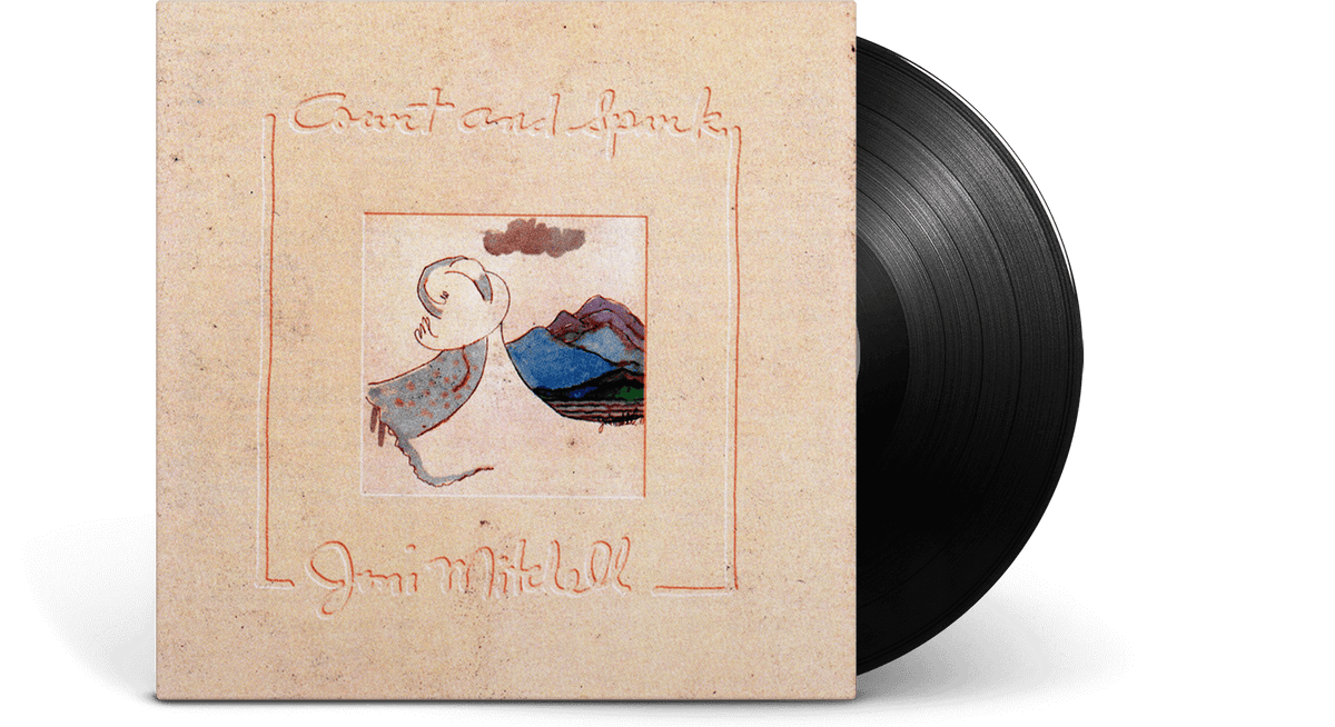 Vinyl - Joni Mitchell : Court and Spark - The Record Hub