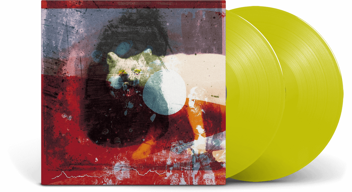 Vinyl - Mogwai : As The Love Continues (Ltd Yellow Vinyl) - The Record Hub