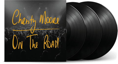 Vinyl - Christy Moore : On The Road - The Record Hub