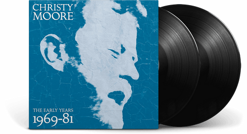 Vinyl - Christy Moore : The Early Years 1969-81 (2LP) - The Record Hub