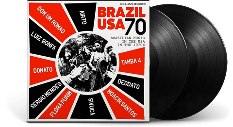 Airto Moreira, Flora Purim & Sergio Mendes <br> Brazilian Music in the USA in the 1970s