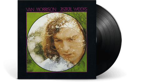 Vinyl - Van Morrison : Astral Weeks - The Record Hub