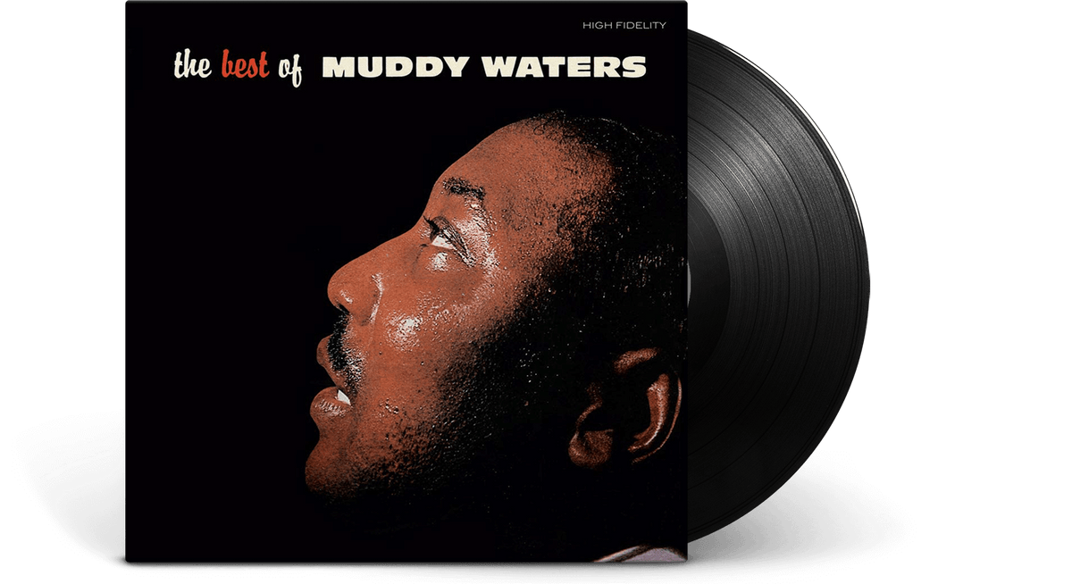 Vinyl - Muddy Waters : The Best Of Muddy Waters - The Record Hub