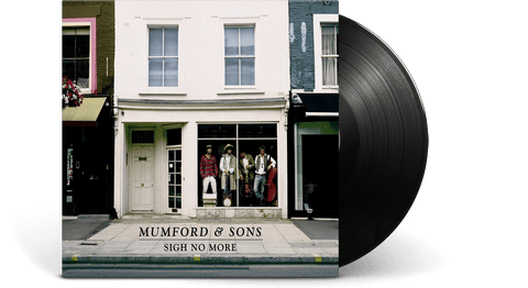 Mumford & Sons <br> Sigh No More