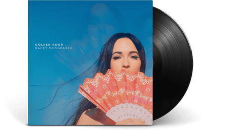 Vinyl - Kacey Musgraves<br>Golden Hour - The Record Hub