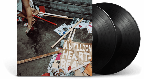 Vinyl - Mystery Jets<br> A Billion Heartbeats - The Record Hub