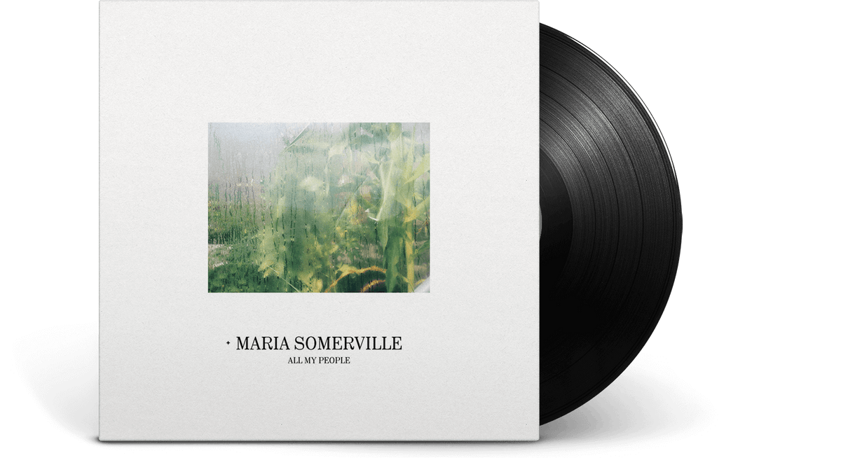 Vinyl - Maria Somerville : All My People - The Record Hub