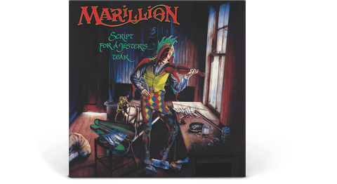 Vinyl - Marillion<br> Script For A Jester's Tear - The Record Hub