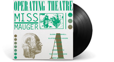 Vinyl - Operating Theatre : Miss Mauger - The Record Hub