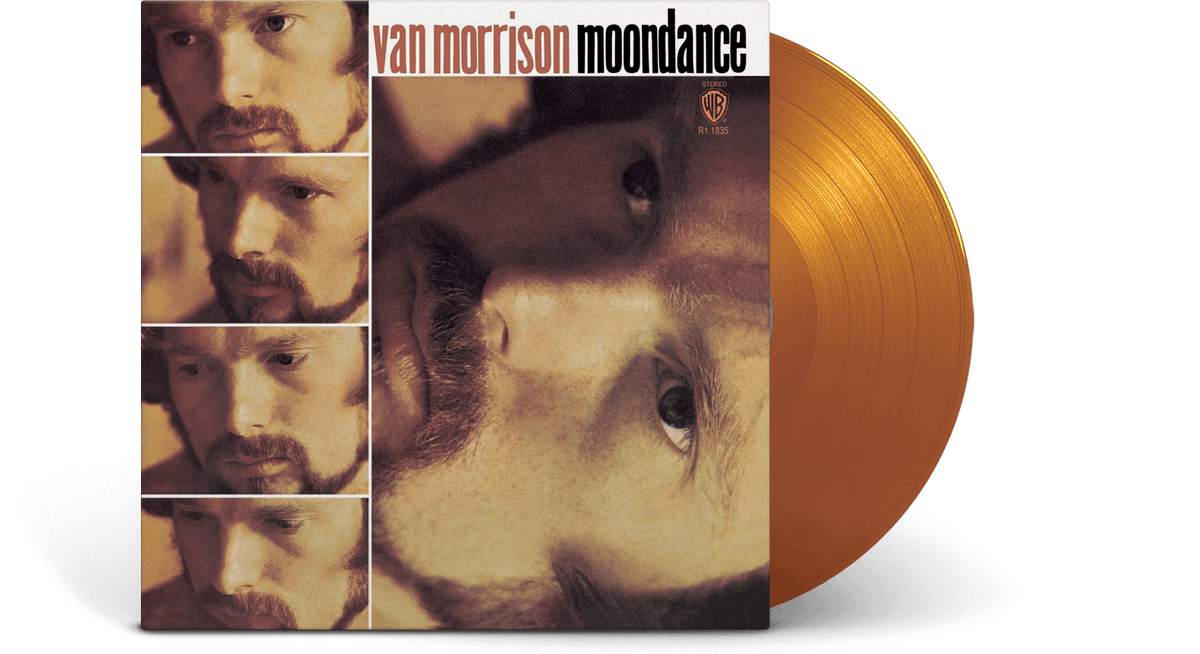 Vinyl - Van Morrison : Moondance - The Record Hub